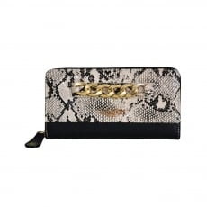 Carlton London Acanthe CLB0027 Black Purse