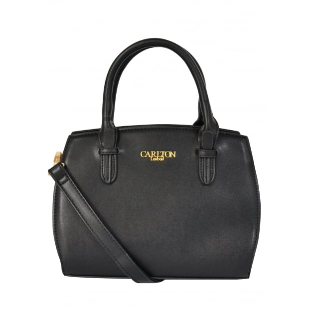 Carlton London Agave CLB0023 Black Bag