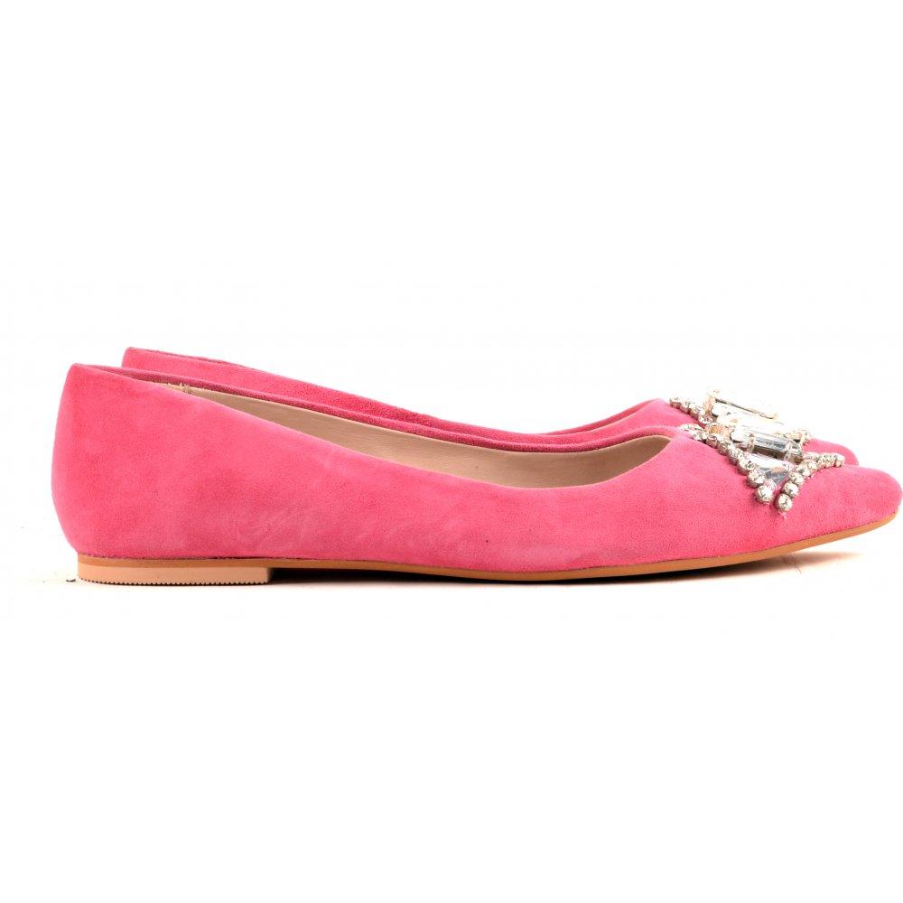 Carlton London Aimee Cl-5693 Women's Fuschia Shoes