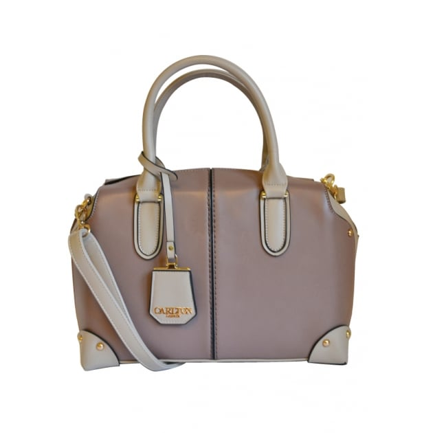 Carlton London Alchemilla CLB0019 Taupe Bag