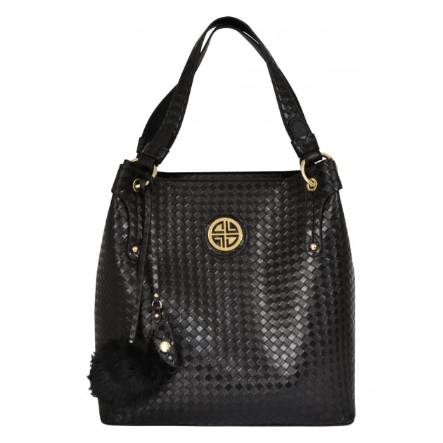 Alyssum CLB0020 Black Bag