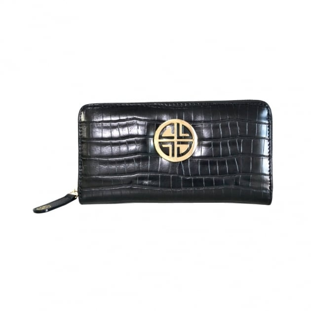 Amandier CLB0030 Black Purse