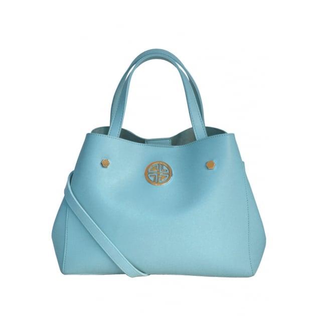 Carlton London Angelonia CLB0021 Blue Bag