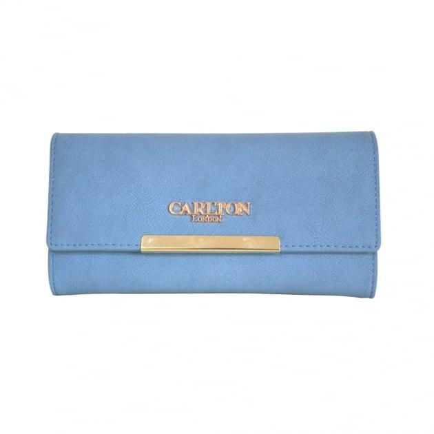 Carlton London Aubreita CLB0026 Blue Purse