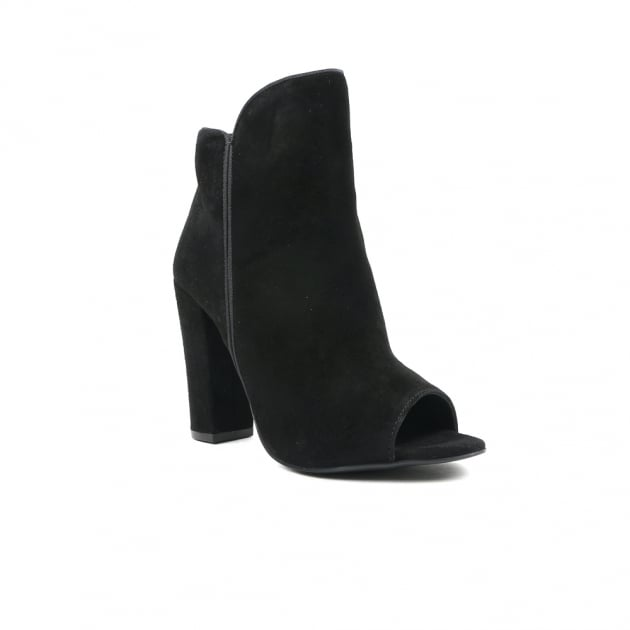 Carlton London Cal Black Ankle Boots
