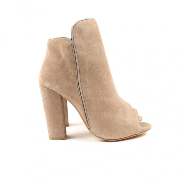 Carlton London Cal Taupe Ankle Boots