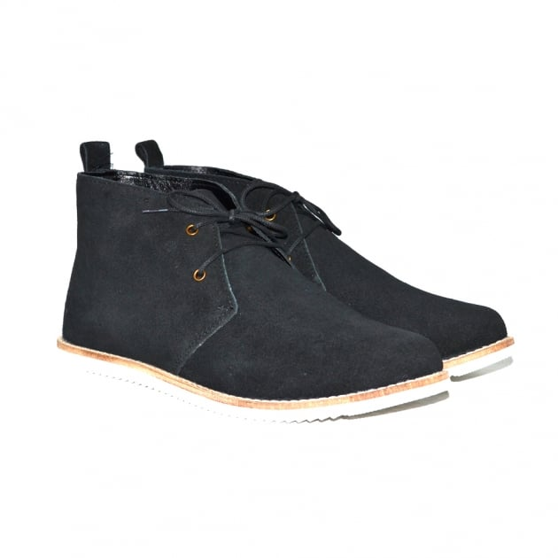 Carlton London Callan Black Boots