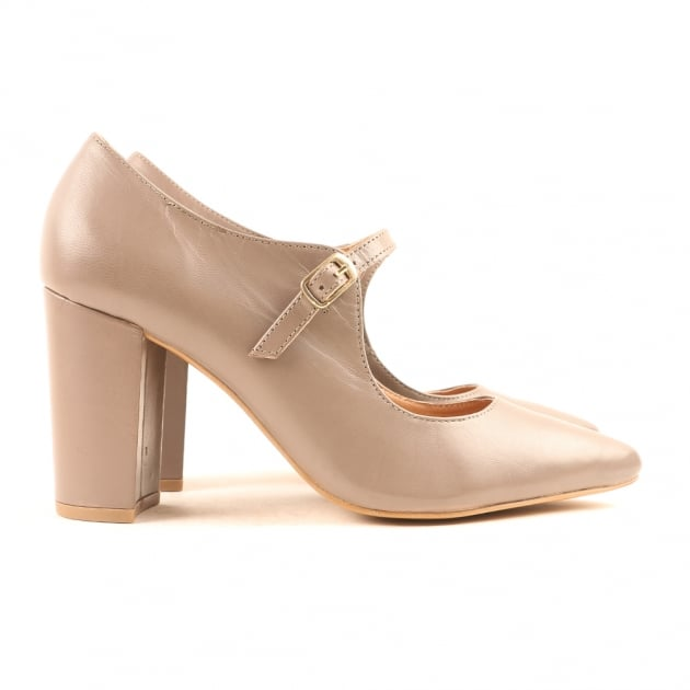 Camila Taupe Shoes