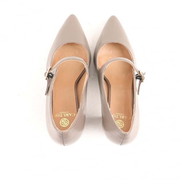 Carlton London Camila Taupe Shoes
