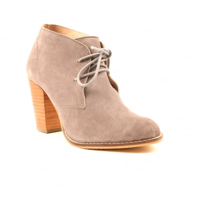 Carlton London Carolyn Grey Ankle Boots
