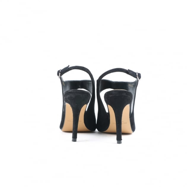 Casy Black Sandals