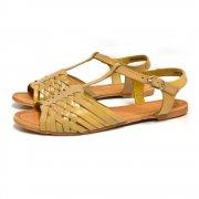Carlton London Kris Mkc002 Lemon Sandals
