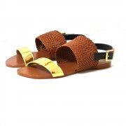 Carlton London Kristen Cl5278 Tan Sandals