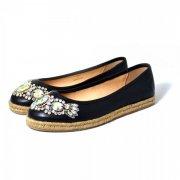 Carlton London Kyon H-Cl5350 Black Shoes