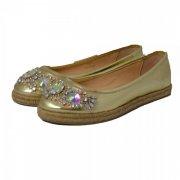 Carlton London Kyon H-Cl5350 Gold Shoes