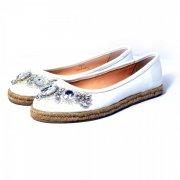 Carlton London Kyon H-Cl5350 White Shoes
