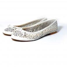 Carlton London Kyrie H-Cl4672 White Shoes