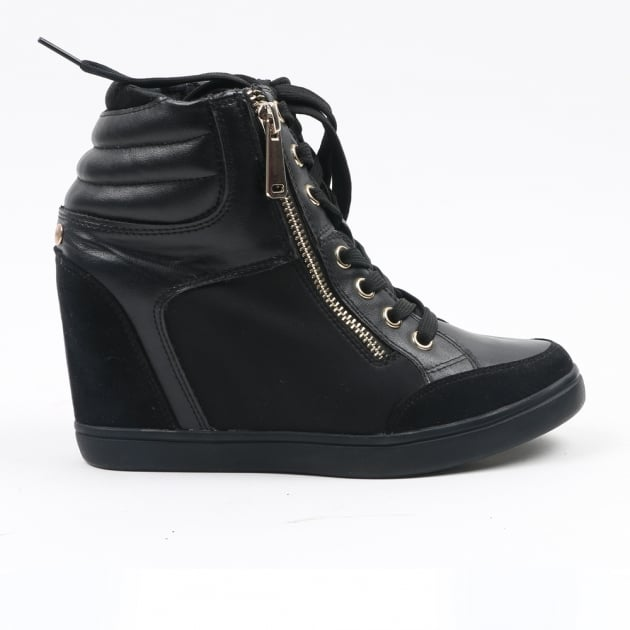 Nadni Black Shoes