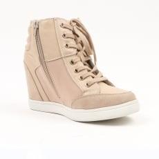 Carlton London Nadni Nude Shoes
