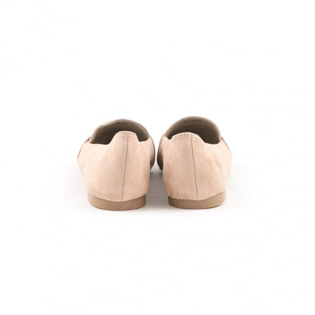 Carlton London Nanim Nude Loafers
