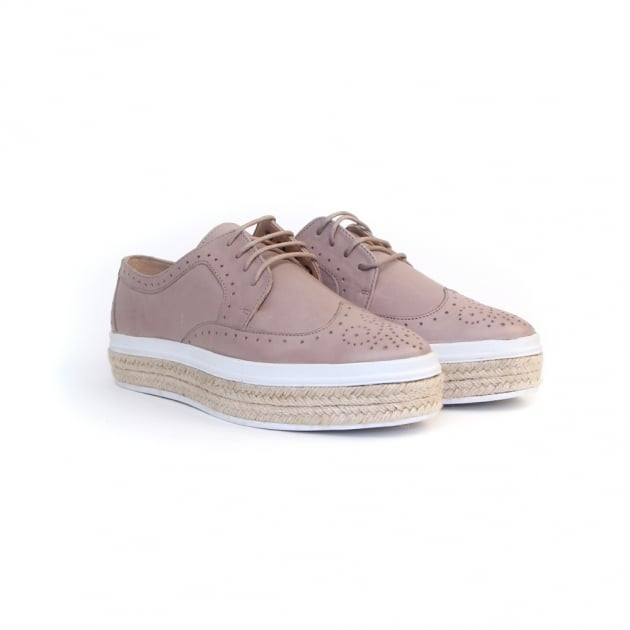 Carlton London Paccia CL7111 Taupe Shoes