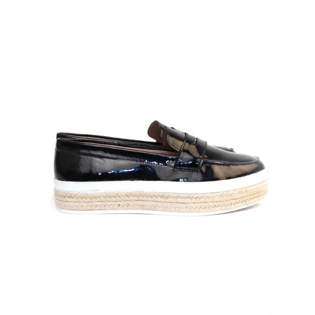 Carlton London Pacey CL7108 Black Shoes