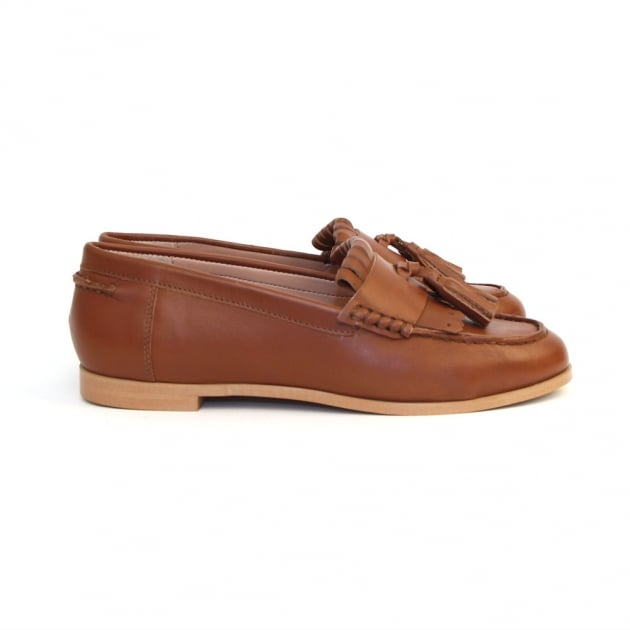 Carlton London Padma CL7036 Tan Shoes