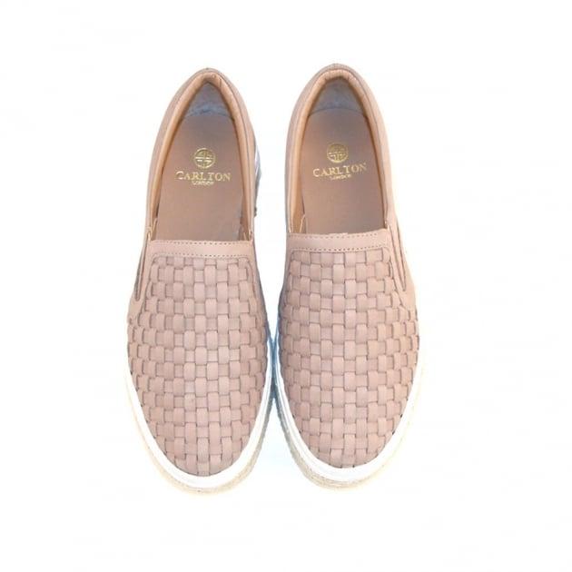 Carlton London Pagan CL7109 Dusty Pink Shoes