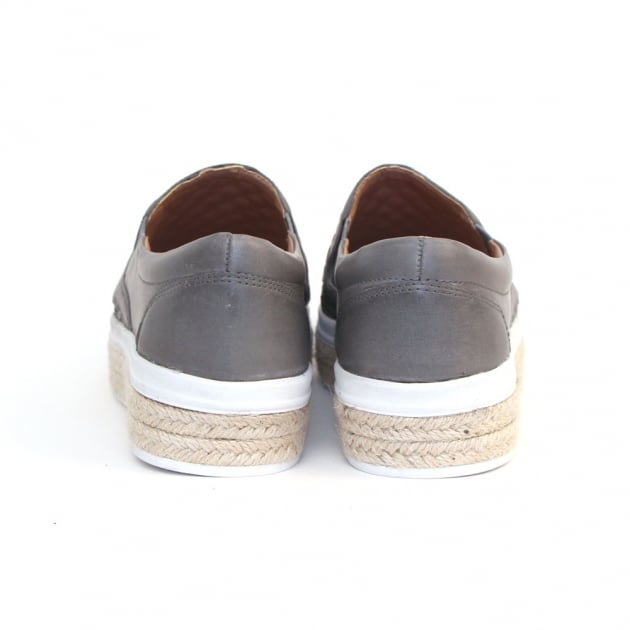 Carlton London Pagan CL7109 Grey Shoes