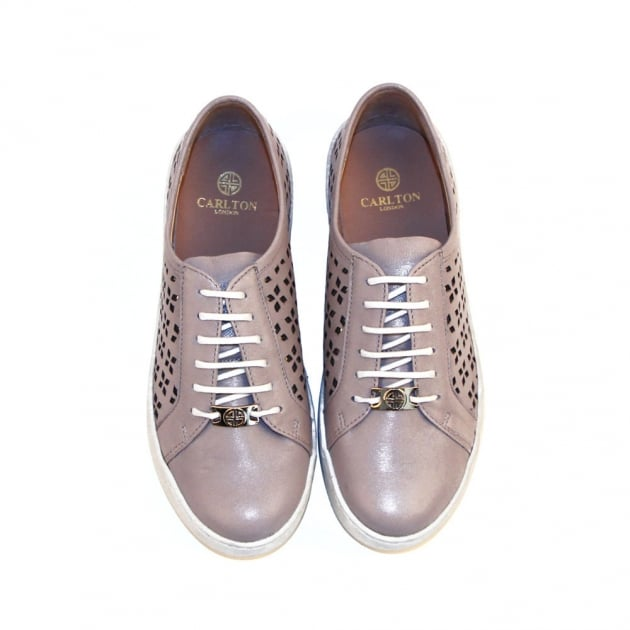 Carlton London Palin CL7462 Taupe Shoes