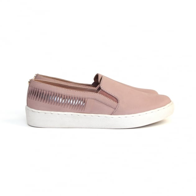 Carlton London Palma CL7448 Dusty Pink Shoes