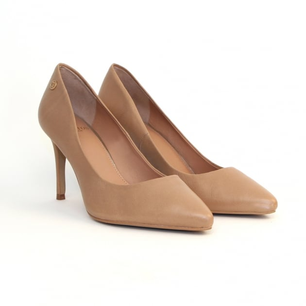 Carlton London Paloma CL5999A Beige Shoes