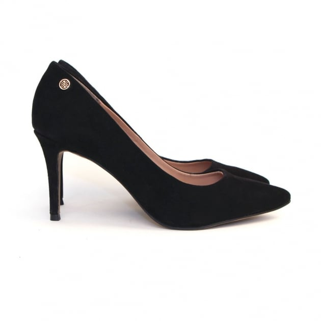 Paloma CL5999A Black Shoes