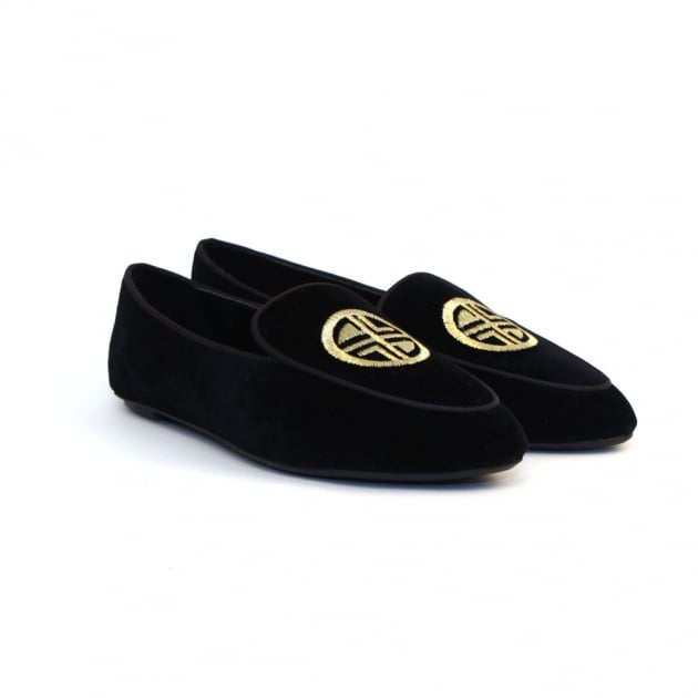 Pari CL7449 Black Shoes
