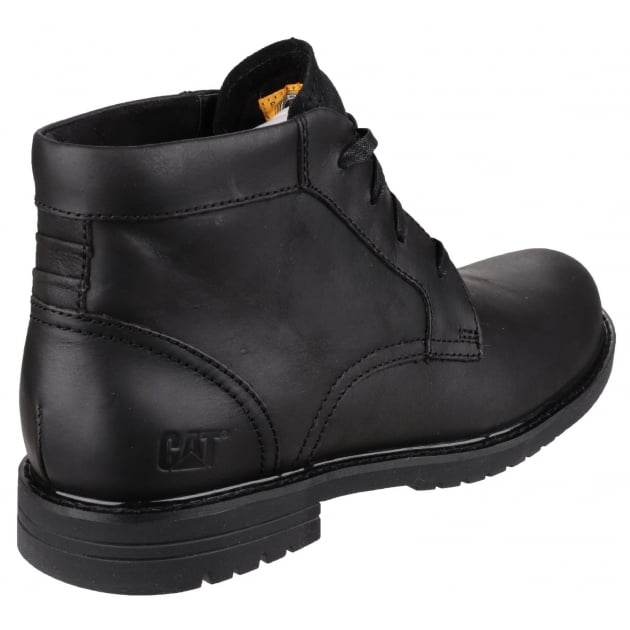 Caterpillar Brock Black Boots