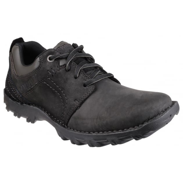 Caterpillar Emerge Black Shoes
