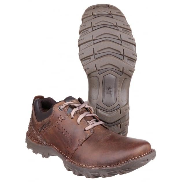 Caterpillar Emerge Dark Beige Shoes