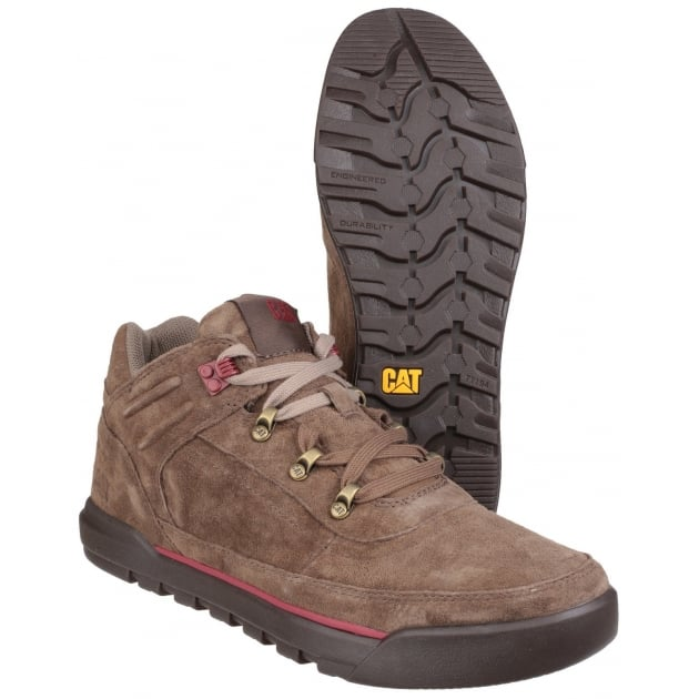Caterpillar Foreseen Lace Up Cub Shoes