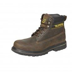 Caterpillar Holton S3 708029 Dark Brown Boots