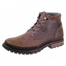 Caterpillar Oatman P716414 Dark Brown Boots