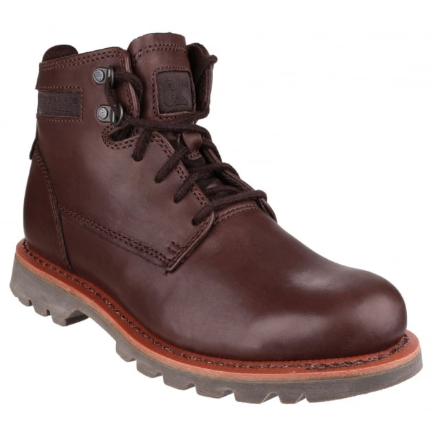 Caterpillar Rockwell Coffee Boots
