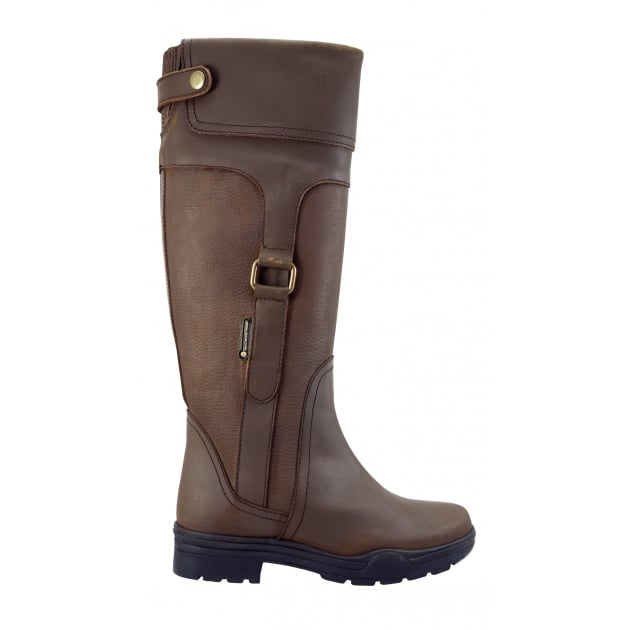 Chatham Aintree Brown Boots
