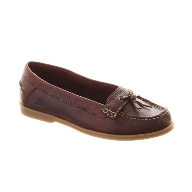 Chatham Atlantis Brown Shoes
