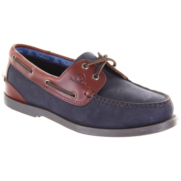 Chatham Bermuda G2 Navy Shoes