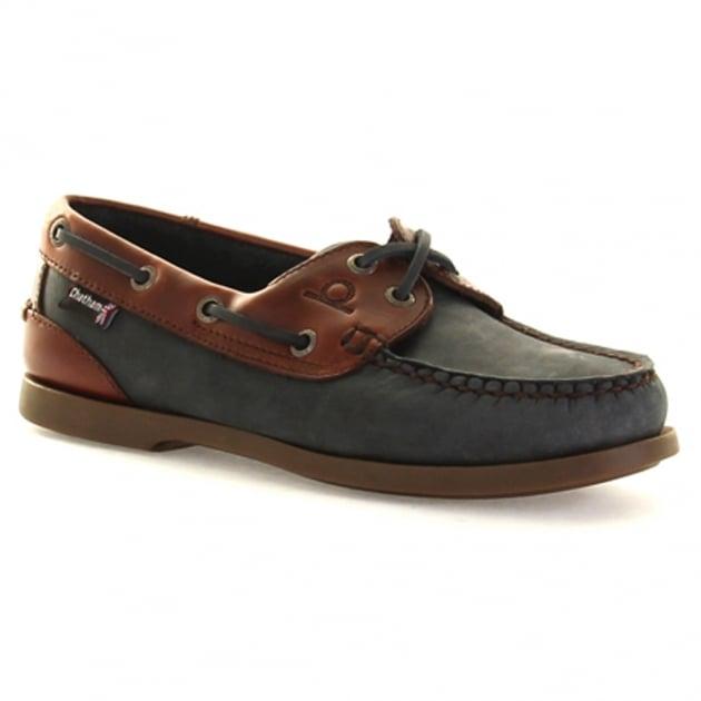 Chatham Bermuda Lady G2 Navy Shoes