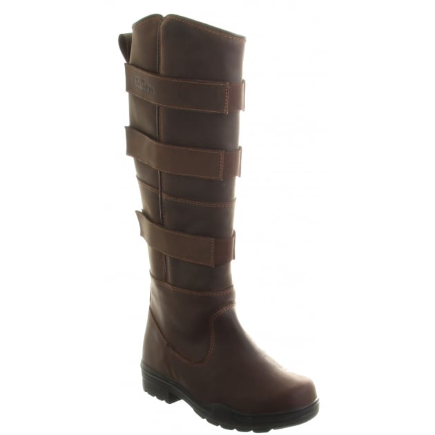 Chatham Blenheim Brown Boots