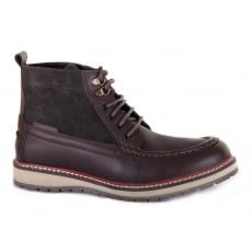 Chatham Carlton Brown Boots