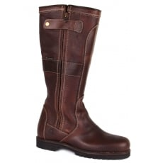 Chatham Chargot Dark Brown Boots