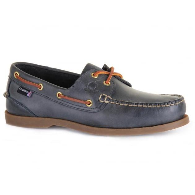 Chatham Deck II G2 Blue Shoes