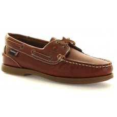 Chatham Deck Lady G2 Chestnut Shoes